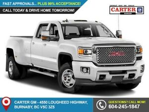 2018 GMC Sierra 3500HD Denali 4x4 - Navigation - Leather - Al...
