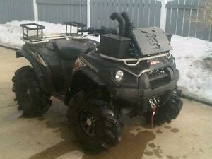 2012 Kawasaki Brute Force 750 w/ Tons of Mods - Low KMS