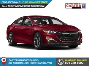 2019 Chevrolet Malibu LT ONSTAR WIFI - HEATED SEATS - DUAL ZO...