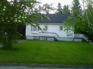 1 Bedroom appt available June 1 2016  close to CCNB Bathurst