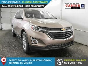 2018 Chevrolet Equinox LS AWD- Heated Front Seats - Rear View...