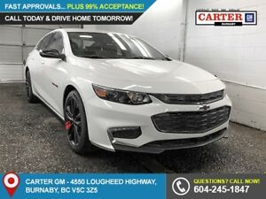 2018 Chevrolet Malibu LT FWD - Bluetooth - Alloy Wheels - Pow...
