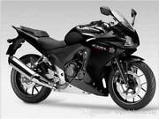 Honda CBR 500 R (ABS brakes) Learner Legal The Junction Newcastle Area Preview