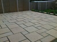 Landscaping, paving, fencing, small Groundworks