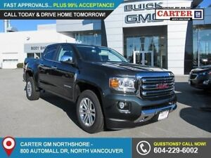 2018 GMC Canyon SLT *** 15% OFF MSRP THIS MONTH ONLY ***