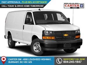 2018 Chevrolet Express 3500 Work Van RWD - Rear View Camera -...
