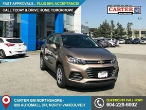 2018 Chevrolet Trax LS *** 20% OFF MSRP THIS MONTH ONLY ***