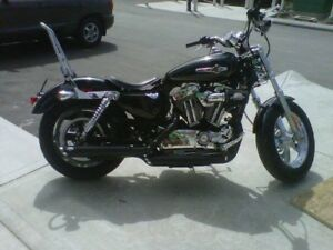 2012 Harley Davidson 1200 Custom Low