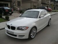 2008 BMW 1-Series Coupe (2 door)