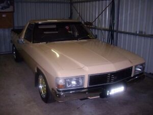 Holden WB kingswood ute Camperdown Corangamite Area Preview