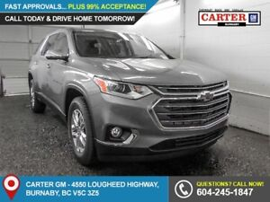2019 Chevrolet Traverse LT AWD - Power Liftgate -  Blind Spot...