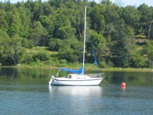 22 ft O Day Sail Boat