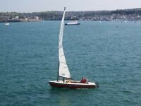 Monarch 15' Sailing Dinghy