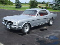 1965 Ford Mustang Coupe *NEW PRICE*