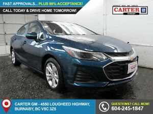 2019 Chevrolet Cruze LT FWD - Heated Front Seats - Bluetooth...