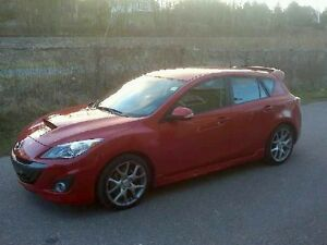 2010 Mazda MAZDASPEED3 Base Hatchback
