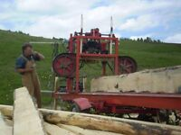 Lumber , Sawmill  Services , Millwork Sales