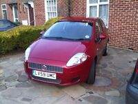 Fiat Grande Punto 1.4 Active, 59 Plate, 1 Owner, Low Mileage £2,750