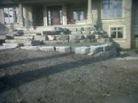LANDSCAPING, PONDS, STONE WORK, PROPERTY MAINTENANCE