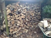 QUALITY MIXED SEASONED FIREWOOD LOGS WOOD FIRE NORFOLK