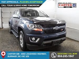 2018 Chevrolet Colorado Z71 4x4 - Side Steps - Heated Front S...