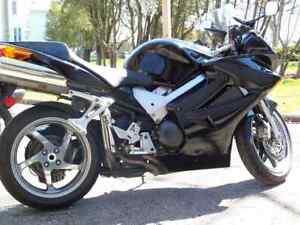 2002 Honda VFR 800 ABS