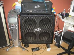GUITAR HEAD AND CAB