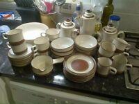 Denby Sahara crockery set - 41 pieces