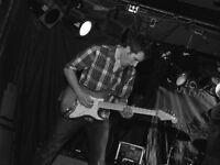 Cours de guitare à Montréal (Rock, jazz etc.)