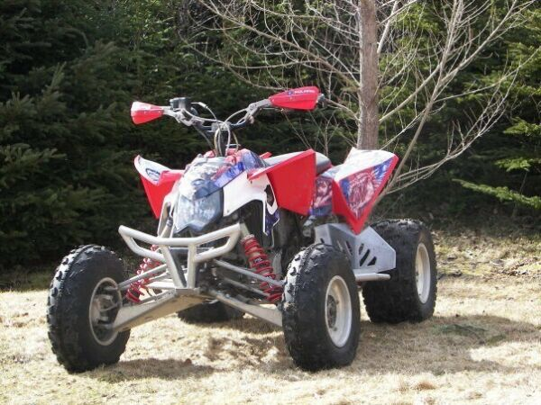 Used 2009 Polaris Outlaw IRS