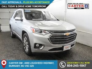 2018 Chevrolet Traverse Premier AWD - Navigation - Heated Sea...