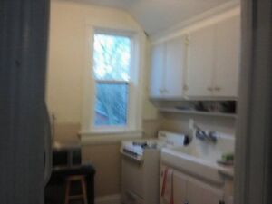 Partially furnished 1+1 bedroom upper duplex Pilgrim Street