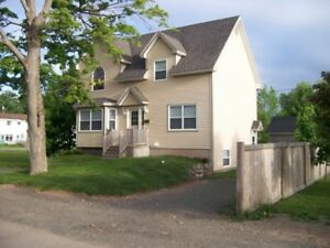 2 furnished houses in Antigonish.