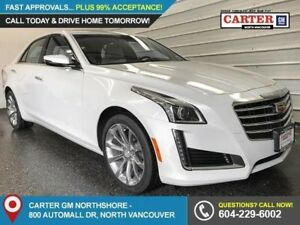 2018 Cadillac CTS 3.6L Luxury NAVIGATION - MOONROOF - GENUINE...