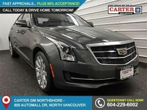2017 Cadillac ATS 2.0L Turbo Luxury MOONROOF - NAVIGATION - L...