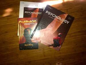 Psychology Themes and Variations Textbook 3rd Canadian Edition