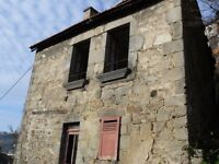 House to renovate in Aubusson in the beautiful Creuse region of France