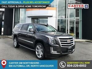 2018 Cadillac Escalade ESV Luxury *** 15% OFF MSRP THIS MONTH...