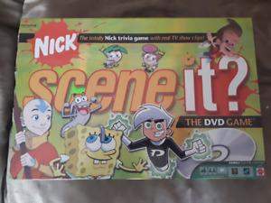 Scene It Dvd Game (New)