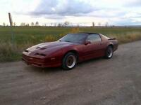 DOIT PARTIR!!! 1987 Pontiac Trans Am GTA T-top