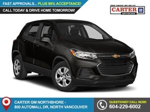 2018 Chevrolet Trax LS SPOILER - ALLOYS - BLUETOOTH - REAR CA...