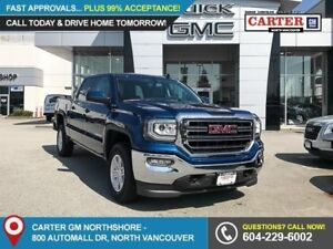 2018 GMC Sierra 1500 SLE TRAILER SWAY - BLUETOOTH - REAR CAME...