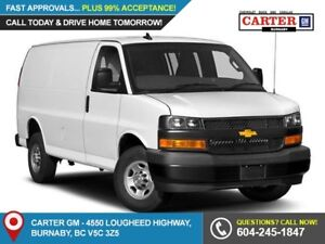 2018 Chevrolet Express 3500 Work Van RWD - Bluetooth - Tracti...