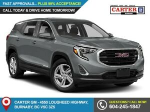 2019 GMC Terrain SLE AWD - Heated Front Seats - Bluetooth - P...