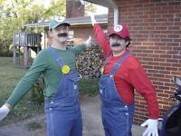 Mario's Bro. Medium Scale Removal Services. No job too medium.