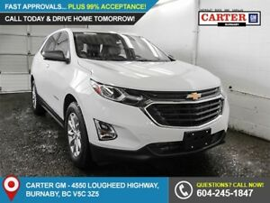 2018 Chevrolet Equinox LS FWD - Bluetooth - Alloys - Heated F...