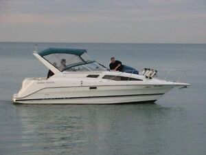 1998 BAYLINER 2855 CIERRA WITH TRAILER - Great Condition