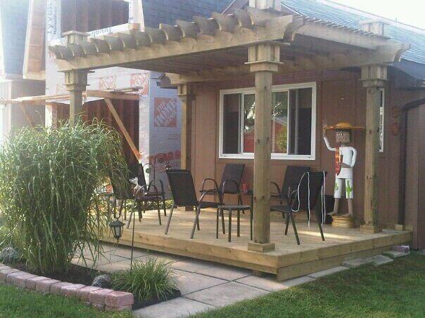 Perfect Pergolas!!! | Fence, Deck, Railing & Siding ...