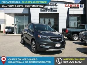 2018 Buick Encore Essence LEATHER - BLIND SENSOR - HEATED SEA...