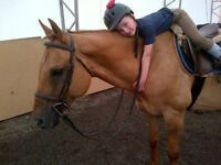 Summer Horseback Riding Camps